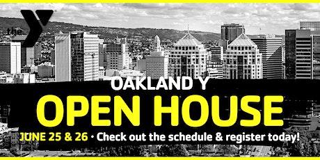 Oakland YMCA OPEN HOUSE | Explore The Y tickets