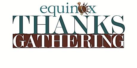 2021 Equinox ThanksGathering Celebration tickets