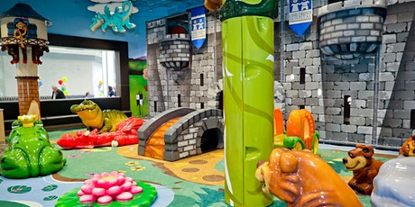 August - Kids' Castle Playtime tickets