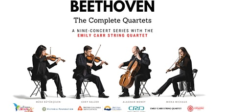 Beethoven: The Complete Quartets (Concert 6) - 7.00pm SEATING tickets