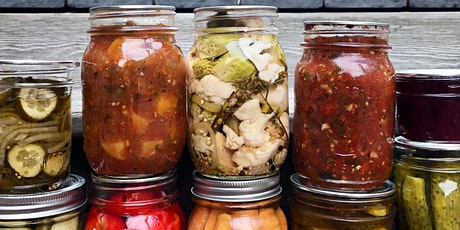The Preservation Society Guide to Canning Salsas tickets