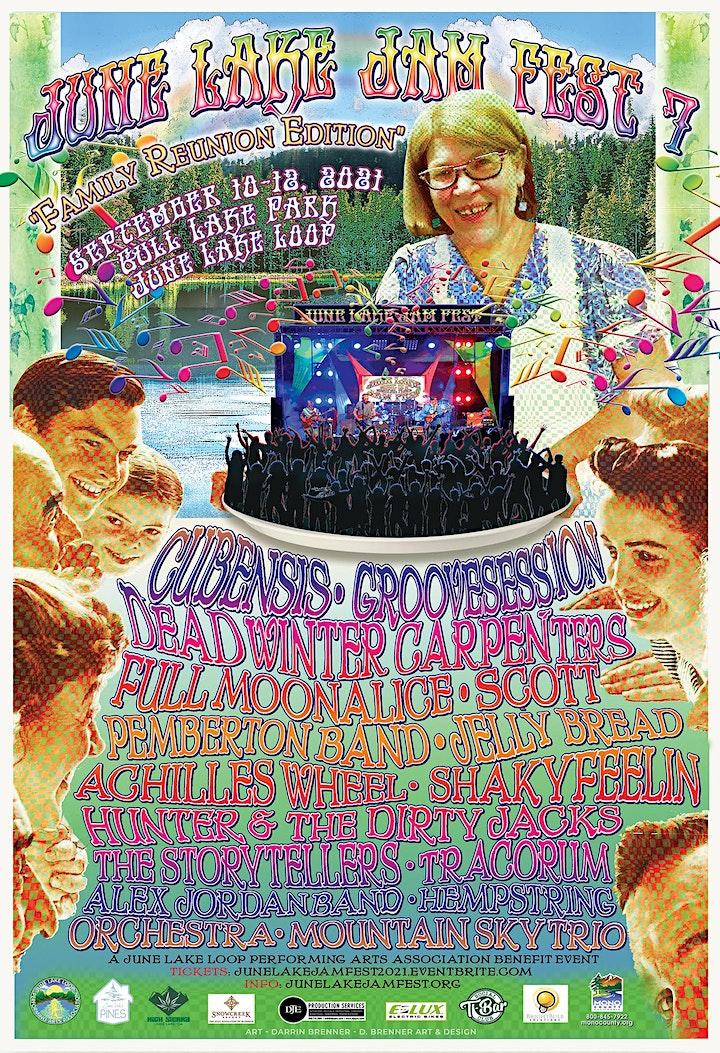 June Lake Jam Fest 7 image