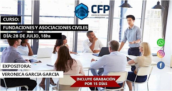 """Imagen de """"Aspectos prácticos Asociaciones Civiles y Fundaciones"""""""