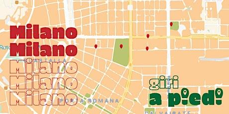 Giri di quartiere alla scoperta di Milano: Umbria - Molise - Calvairate biglietti