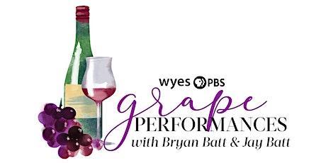 WYES Grape Performances with Bryan Batt & Jay Batt tickets