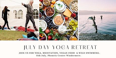 July Yoga Day Retreat Windermere tickets
