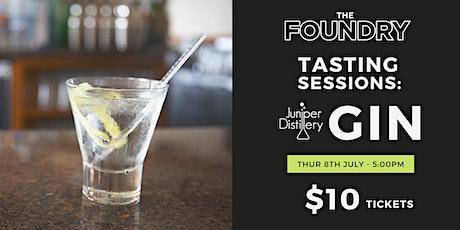 Foundry Tasting Sessions: Juniper Distillery Gin tickets