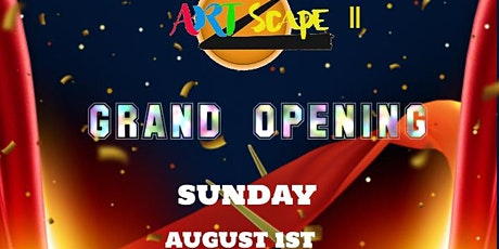 Grand Opening of ArtzScape II tickets
