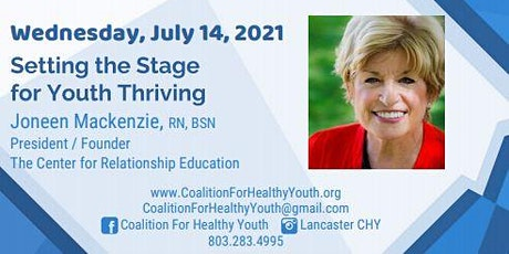 Prevention of Youth Substance Abuse - 2021 Virtual Conference Series - FREE tickets