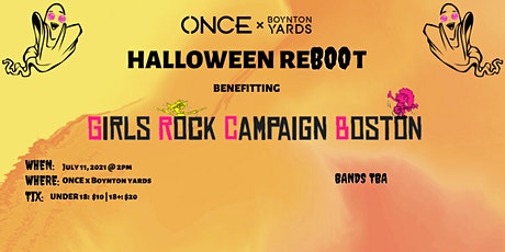 GRCB Halloween ReBOOt tickets