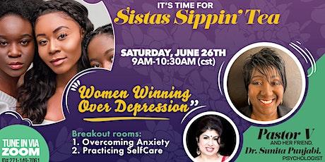 WOMEN WINNING OVER DEPRESSION tickets