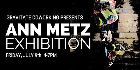 Ann Metz - Art Opening Reception at Gravitate Cedar Falls tickets