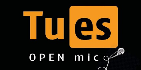 TUES COMEDY - OPEN MIC Tickets