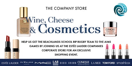 Wine, Cheese and Cosmetics tickets