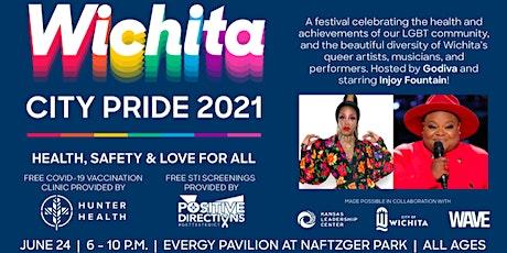 Wichita City Pride 2021 tickets