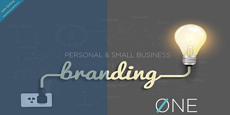 Personal and Small Business Branding Workshop tickets