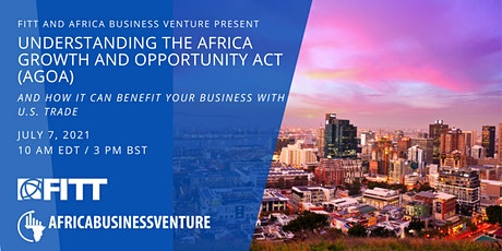 Understanding the Africa Growth and Opportunity Act (AGOA) tickets