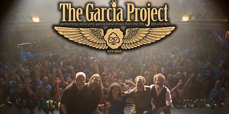 (LIVESTREAM) The Garcia Project tickets