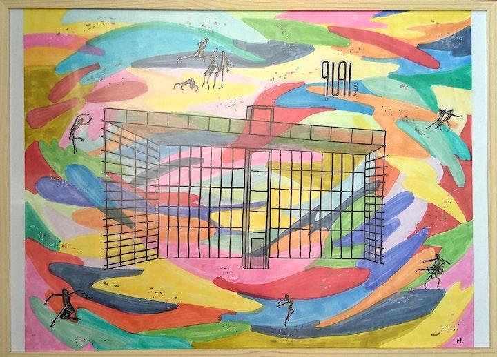 Image pour Vente aux enchères caritative : Angers les Arts en Cœur