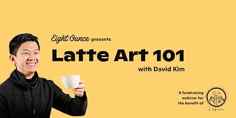 Latte Art 101 Fundraiser tickets