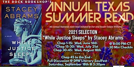 Texas Summer Read 2021 tickets