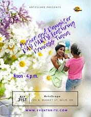 Mother Daughter Tea Party Featuring Disney Princess Tiana tickets