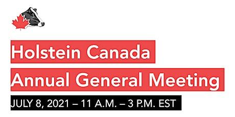 Holstein Canada VIRTUAL Annual General  Meeting tickets