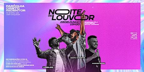 2º NOITE DE LOUVOR // ROMANOS 8 ingressos