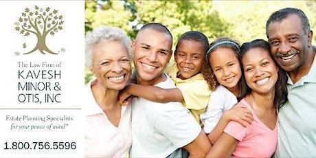 Kavesh, Minor & Otis - Living Trust Seminar - Torrance Office tickets