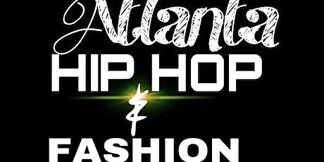 5th ANNUAL ATLANTA HIP HOP & FASHION AWARDS tickets