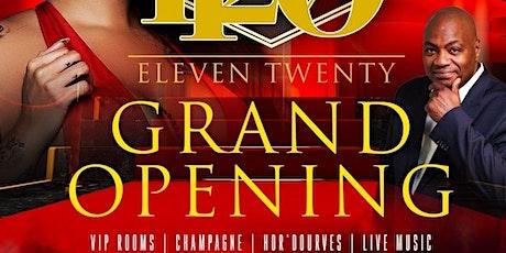 ELEVEN TWENTY EVENT VENUE  (GRAND OPENING) tickets