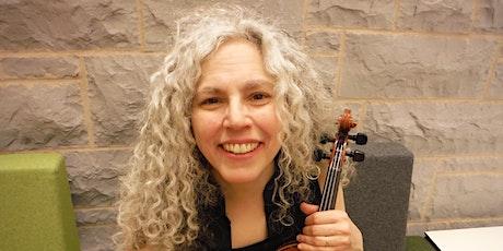 Advanced Violin Tickets