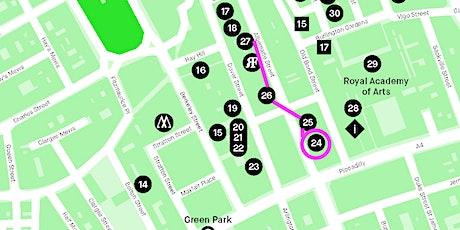 Green Park Trail Tour #2 - Mayfair Art Weekend tickets