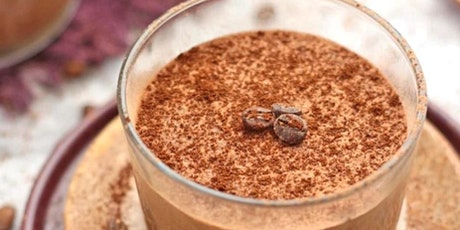 No-Bake  Mamma Francesca's Tiramisù  & Grandma Mildred's Espresso Mousse! tickets