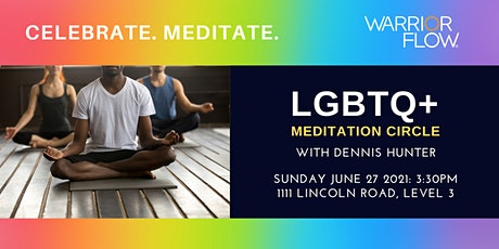 LGBTQ+ Meditation Circle (Pride Edition) tickets