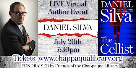 Daniel Silva Book Event & Fundraiser tickets