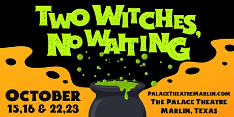 Oct 16th : Comedy Dinner Theater : Marlin, Texas tickets