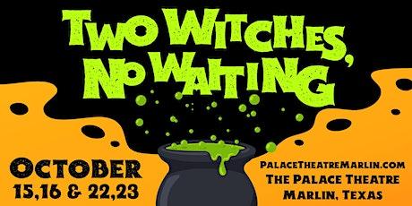 Oct 22nd : Comedy Dinner Theater : Marlin, Texas tickets