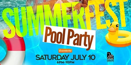 Summerfest Pool Party tickets
