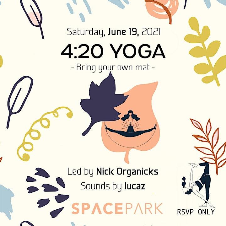 4:20 Space Park Yoga image