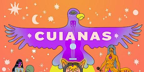 CUIANAS - MÚSICA EN EL TEATRO entradas