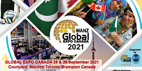 WANZ Global Expo Made in Pakistan! tickets