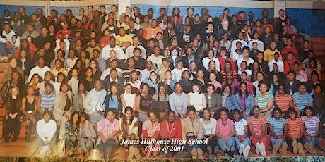 HILLHOUSE HIGH 20 YEAR CLASS REUNION!! tickets