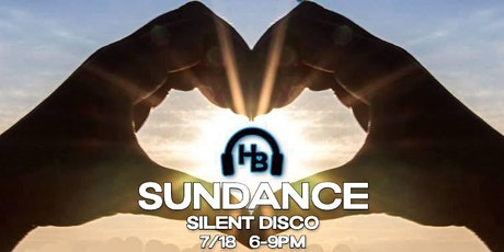 Heartbeat Silent Disco | SUNDANCE | PDX | 7/18| 6-9pm tickets