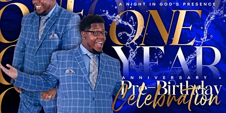 Night Of Refreshing In God's Presence 1 Year Celebration tickets