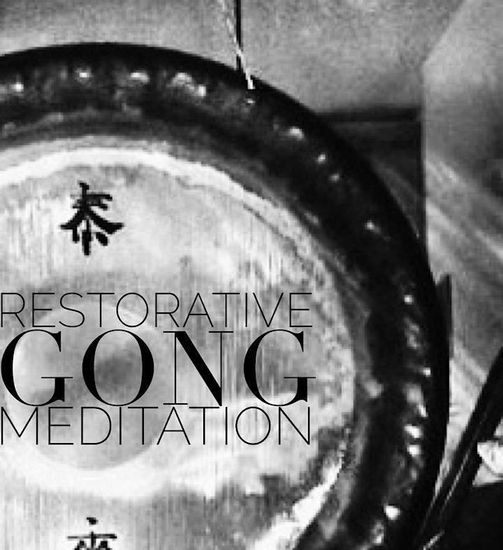 Restorative Sound Therapy Meditation image