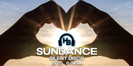 Heartbeat Silent Disco | SUNDANCE | PDX | 7/25| 6-9pm tickets