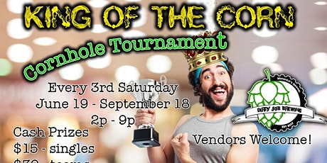 KING OF THE CORN Tournament! tickets