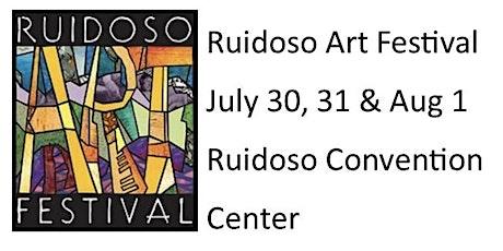 50th Anniversary Ruidoso Art Festival tickets