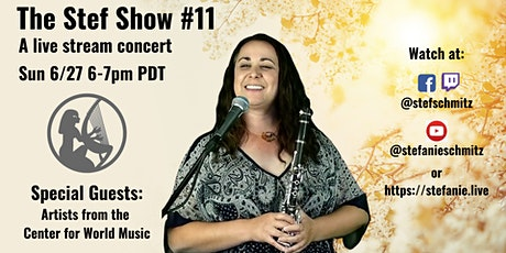 The Stef Show #11: World Music Edition tickets